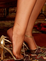 Siren in Stockings